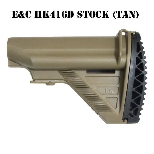 E&C HK416D Stock (Tan)