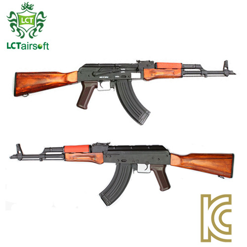 LCT GHK AKM GBBR (Wood & Steel Body) 2020