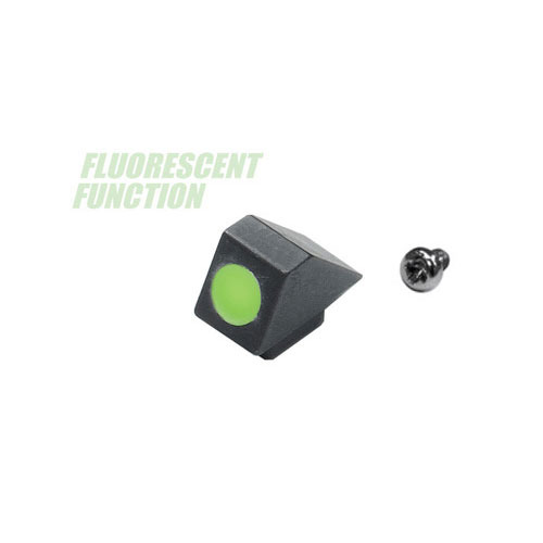 가더 Steel Standard Night Front Sight for TM G-Series (Green)