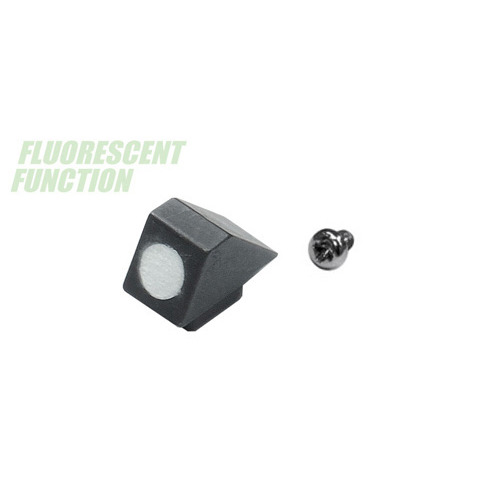 가더 Steel Standard Night Front Sight for TM G-Series (White)