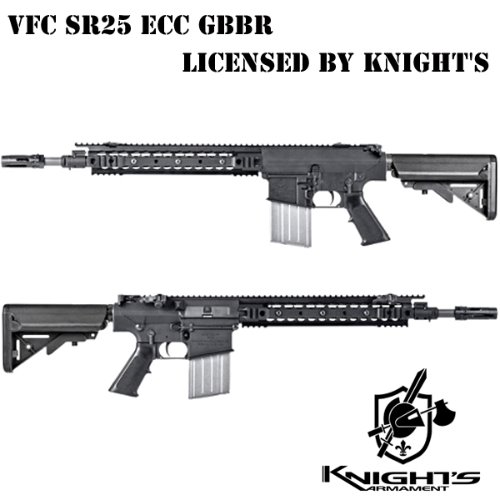 VFC SR25 ECC GBBR (Licensed by Knight's)