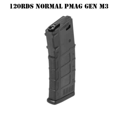 120Rds Normal PMAG GEN M3