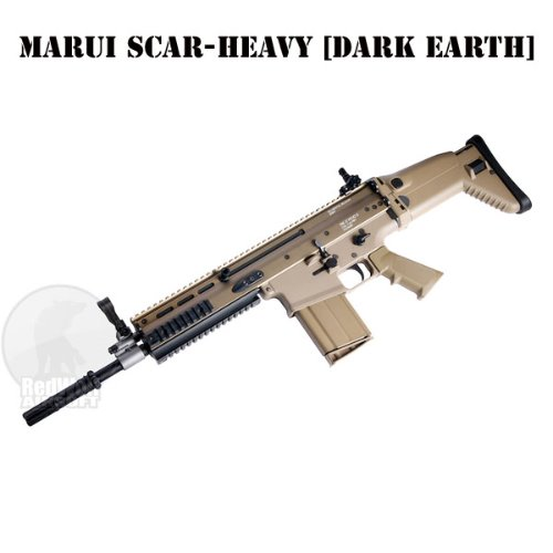 Marui Scar Heavy EBB 라이플 (Dark Earth)