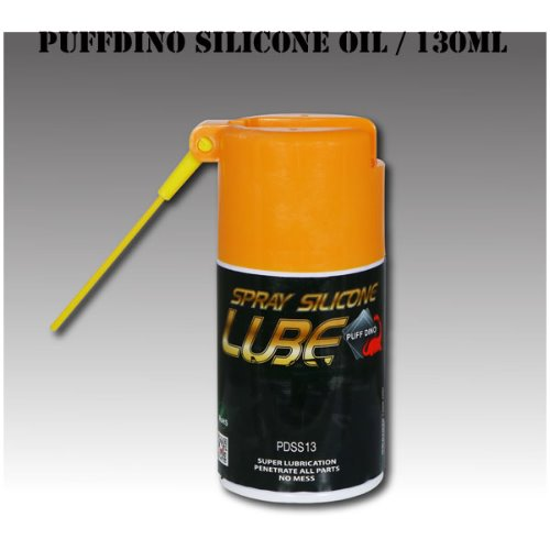 Mini Spray Silicone Lube / 130ml
