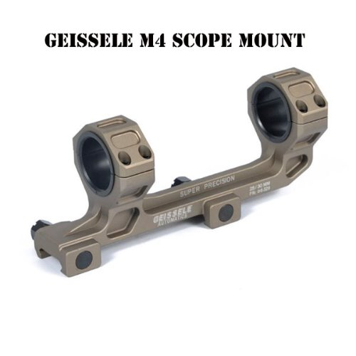GEISSELE AUTOMATICS LLC - SUPER PRECISION AR-15 HYPER EXTENDED MOUNTS
