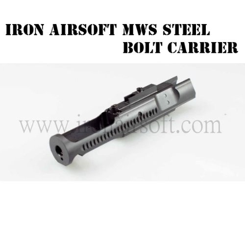 Iron Airsoft Marui MWS M4 Steel Bolt Carrier
