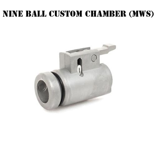 Nine Ball Custom Chamber For Marui MWS GBB