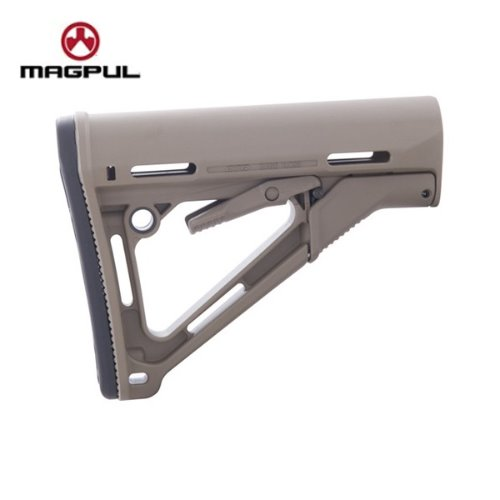 Magpul AR-15 CTR STOCK COLLAPSIBLE MIL-SPEC TAN (정품)