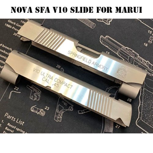 NOVA SFA V10 SLIDE For MARUI